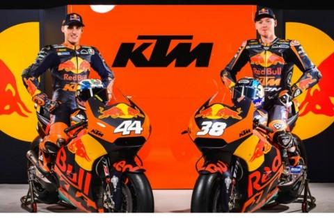Bradley Smith Janjikan Satu Poin untuk Red Bull KTM