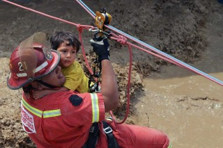 Banjir Bandang Terjang Peru, 67 Tewas
