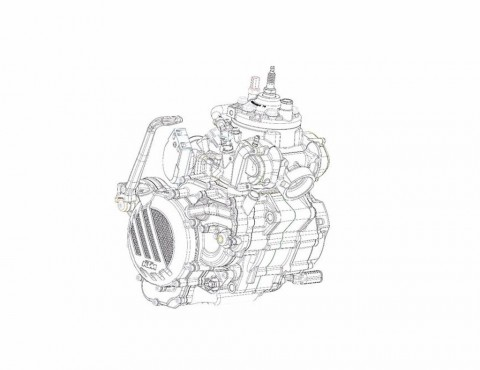 KTM Sukses Kembangkan Mesin 2-tak Euro4