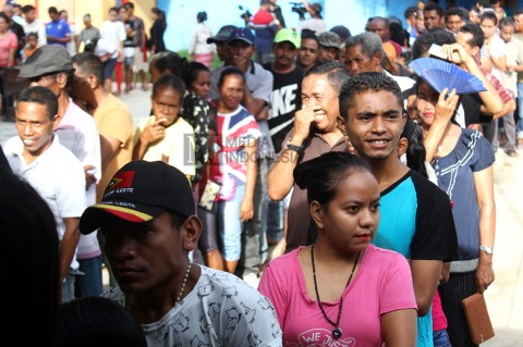 Timor Leste Memilih Presiden Baru