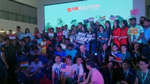 Gelar Hackathon, AirAsia Cari Solusi di Dunia Penerbangan dalam Waktu 18 Jam