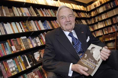 David Rockefeller, Miliarder Tertua di Dunia Tutup Usia