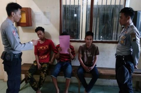 ABG di Pekalongan Digilir Tiga Pemuda