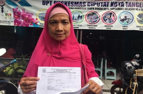 Warga Mengeluhkan Pelayanan RSUD Kota Tangsel
