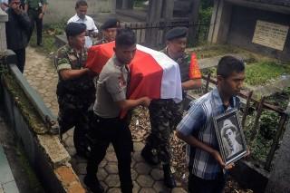 Kerangka Jenazah Alexander Patty Dipindahkan ke Ambon