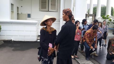 Petani Kendeng: Pak Jokowi, Saya Sudah Kehilangan Bapak
