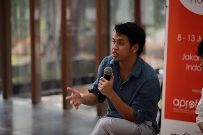 Fauzan Zidni  (Foto: dok. Aprofi)