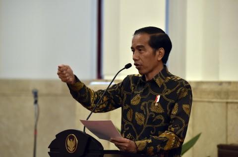 Jokowi: Era Menjual SDA Sudah Berakhir