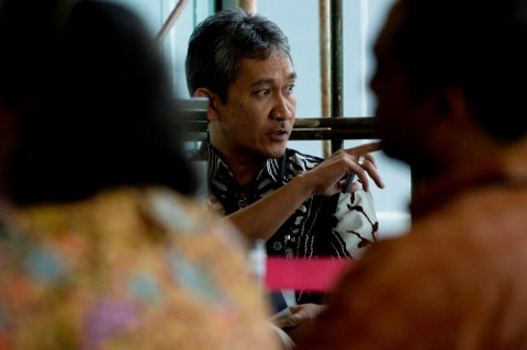 Penerimaan Migas Turun Dampak dari Gejolak Harga Minyak
