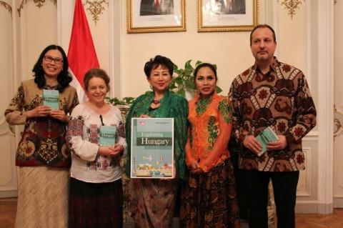 KBRI Budapest Dukung Karya Diaspora di Luar Negeri
