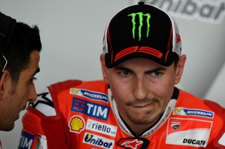 Lorenzo Pasrah dengan Fase Kualifikasi MotoGP Qatar