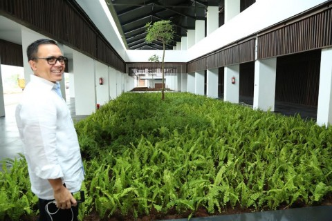Konsep Terminal Hijau Banyuwangi Pertama di Indonesia