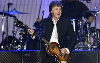 Garap Album Baru, Paul McCartney Gandeng Produser Adele