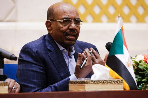 HRW Desak Yordania Tangkap Presiden Sudan