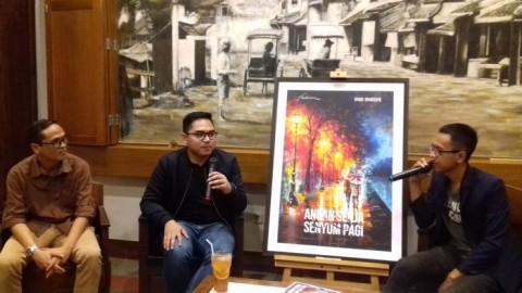 Fahd Pahdepie Sempat Terjebak sebagai Penulis yang Ingin Terlihat Pintar