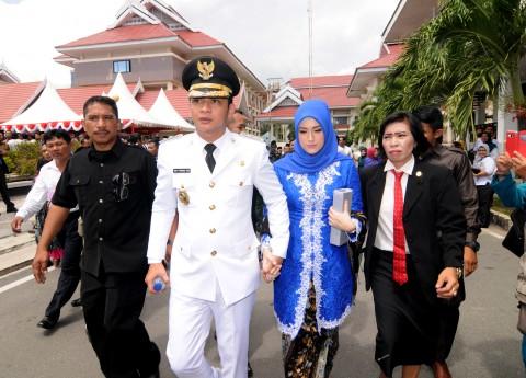 Mendagri Periksa Izin Manggung Sigit `Pasha' Purnomo