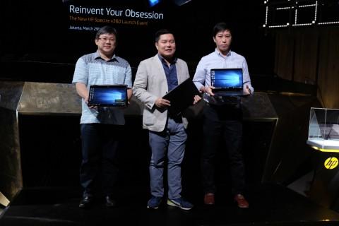 Laptop Tipis HP Spectre x360 Dipatok Rp18 Juta