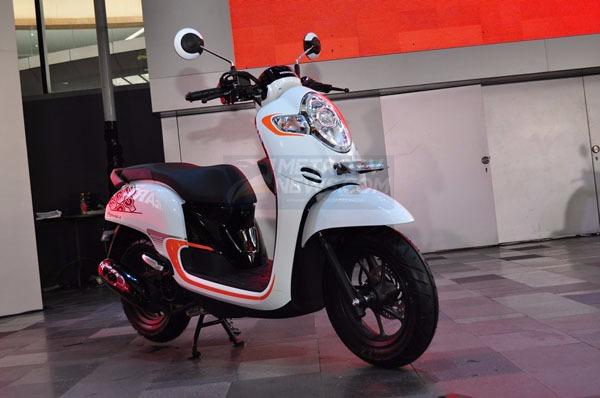 All New Honda Scoopy Meluncur Harga Rp17 8 Juta