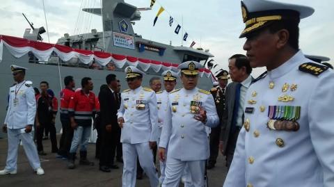 TNI AL Targetkan Memiliki 42 Kapal PC-40