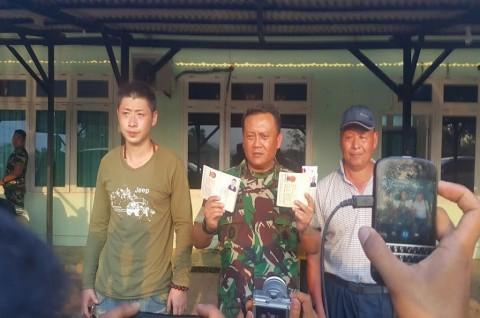 Dua Warga Tiongkok Ditemukan Bekerja di Pabrik Dapur Arang