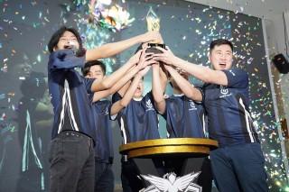 Tim Fortius Juara League of Legends Garuda Series Spring 2017