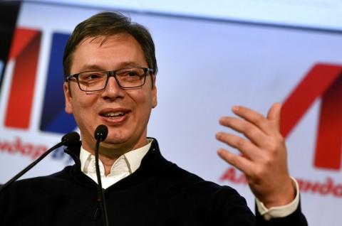 PM Serbia Klaim Menangkan Pilpres di Putaran Pertama