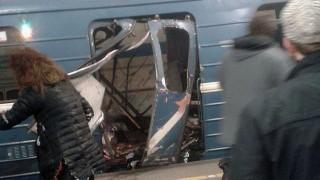 Ledakan di Stasiun Kereta Rusia, 10 Tewas