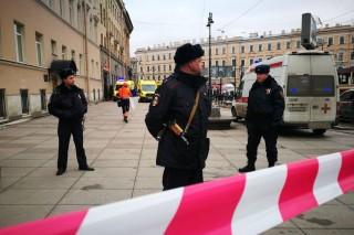Ledakan Stasiun Kereta Rusia Diduga Serangan Teroris