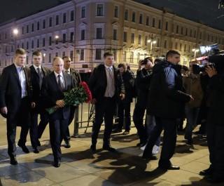 Cerita Saksi Mata Ledakan Kereta Saint Petersburg