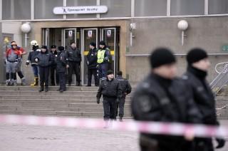 Polisi Rusia Jinakkan Bom Kedua di Saint Petersburg