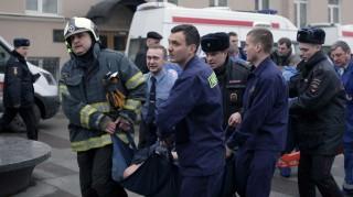 Korban Tewas Akibat Ledakan Saint Petersburg Terus Bertambah