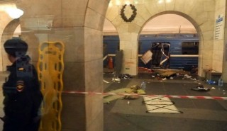 Otoritas Rusia Ungkap Identitas Pengebom Stasiun St Petersburg