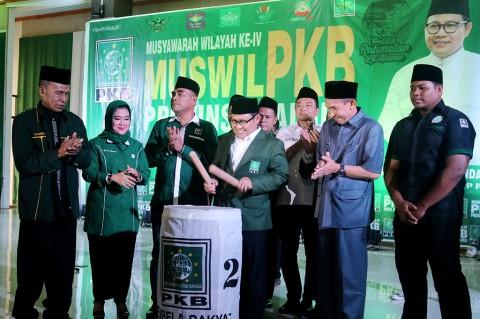 Muhaimin Iskandar Tagih Janji Jokowi Realisasikan DAU Maluku