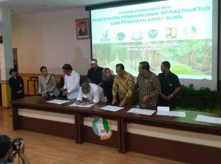 Menteri BUMN Targetkan Tol Medan-Binjai Beroperasi Akhir 2017