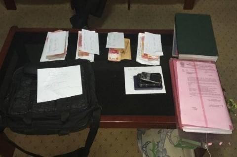 Uang Rp39,9 Juta dari Ruang Kepala Dinas Disita Polda
