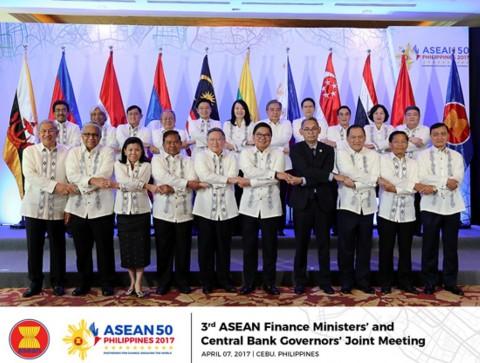 Gubernur Bank Sentral dan Menkeu ASEAN Sepakat Dorong Integrasi Keuangan