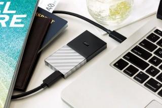 WD Tawarkan SSD Eksternal My Passport SSD