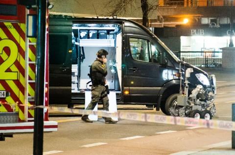 Pasca Temukan Benda Diduga Bom, Norwegia Pasang Status Siaga