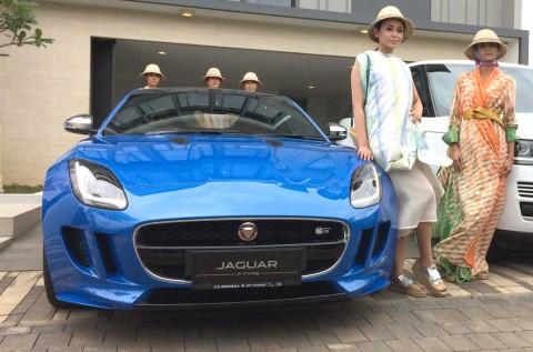 Jaguar F-Type British Design Edition, Eksklusif Hanya 1 Unit