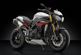New Triumph Speed Triple, Makin Seksi Dengan Aksesoris Rizoma