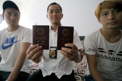 Imigrasi Jambi Membebaskan 6 Warga Tiongkok