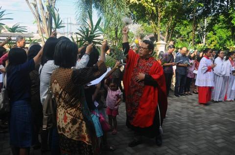 86 Gereja di Jombang Jadi Fokus Pengamanan Kepolisian
