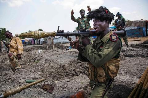 Inggris Sebut Kekerasan di Sudan Selatan Setara Genosida