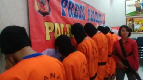 Siswi SMP di Bogor Diperkosa 7 Remaja