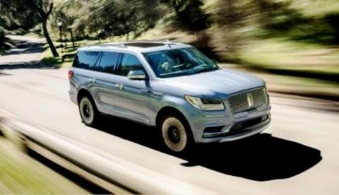 Lincoln Suv 2018 >> Lincoln Navigator 2018 Siap Rebut Kampung Halaman