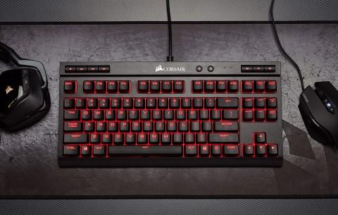 Corsair K63 Keyboard Mekanis Murah Bukan Murahan