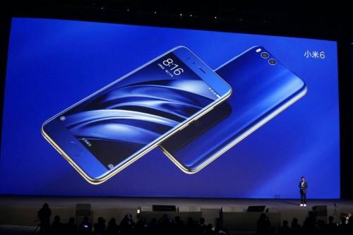 Tampilan Xiaomi Mi 6. (MTVN/DANU)
