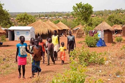 Kekacauan di Sudan Selatan Halau Pengiriman Bantuan Makanan