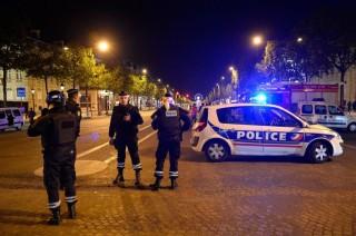 Polisi Geledah Sebuah Rumah di Paris usai Penembakan