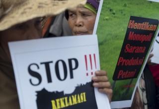 Tumpang Tindih Peraturan Akar Konflik Agraria